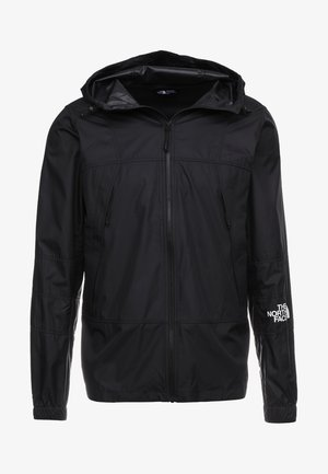LIGHT WINDSHELL JACKET - Wiatrówka - black