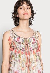 Derhy - SINGAPOUR DRESS - Maxi dress - off white - 3