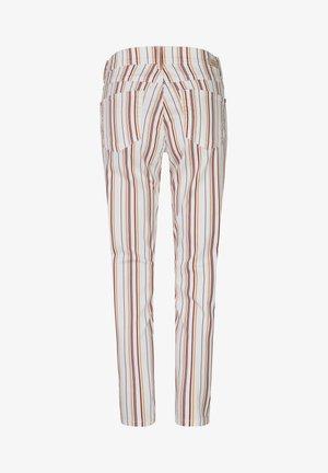 Slim fit jeans - braun