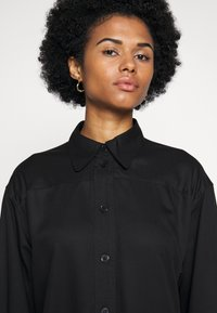 Filippa K - VIV DRESS - Shirt dress - black - 3