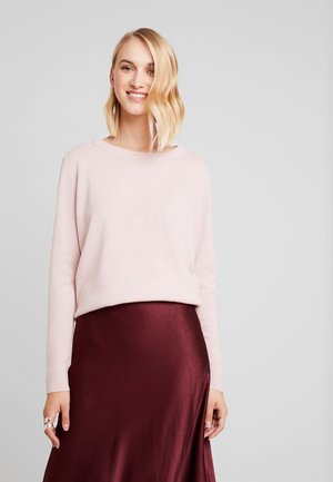 SLFAYA O NECK - Jumper - pale mauve