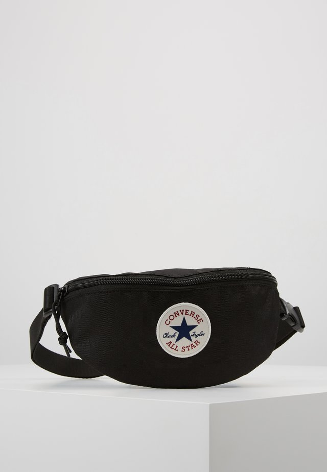 SLING PACK - Ledvinka - black