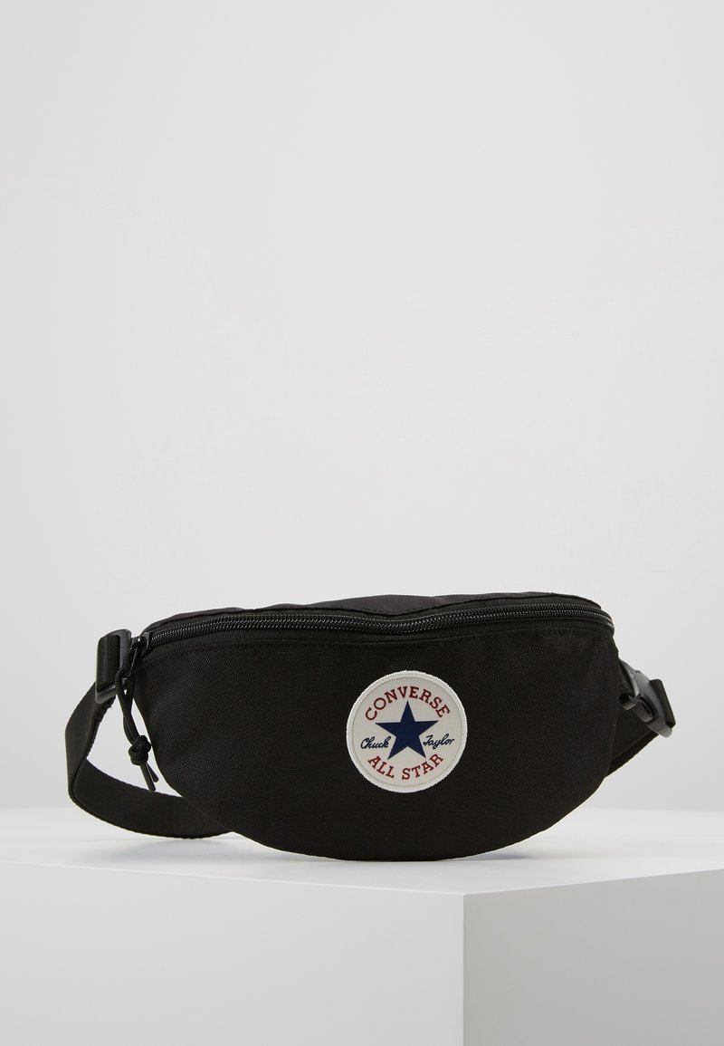 Converse - SLING PACK - Bum bag - black