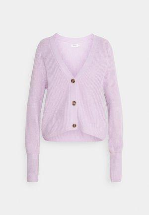 ONLNICOYA CLARE CARDIGAN - Cardigan - lavender frost