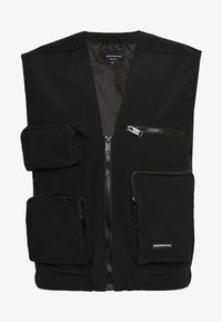 Good For Nothing - UTILITY VEST - Liivi - black - 4