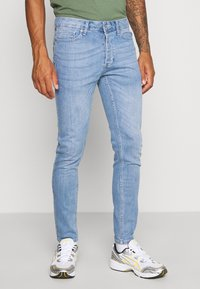 Topman - POWDR MASON  - Slim fit jeans - blue - 0