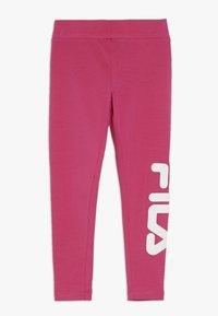 Fila - FLEX - Legíny - pink yarrow - 0