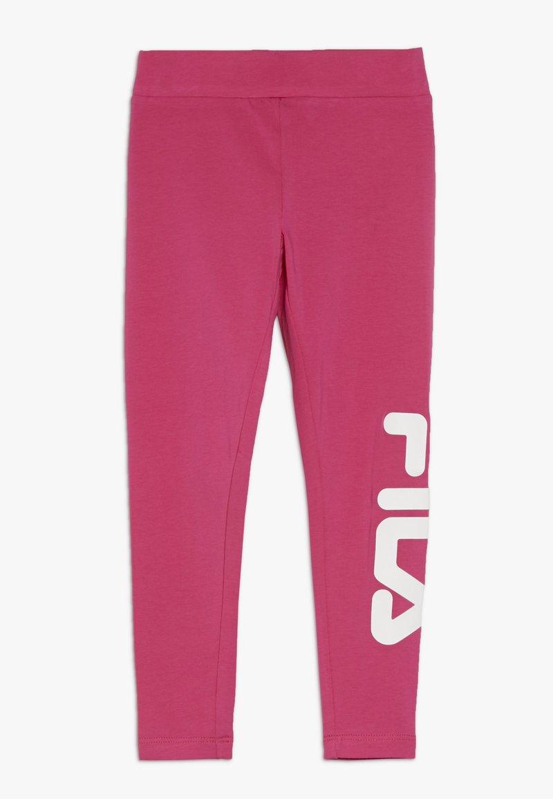 Fila - FLEX - Legíny - pink yarrow