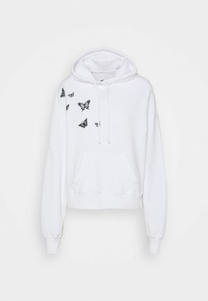 TUCKABLE BUTTERFLY - Sweater - white