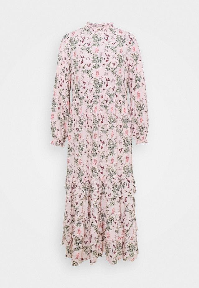 PAULETTA DRESS - Maxikjole - mischfarben