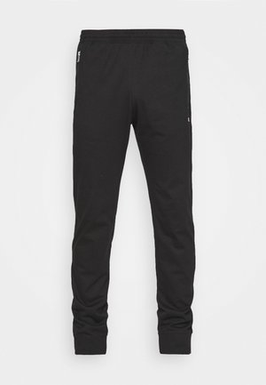 CUFF PANTS - Tracksuit bottoms - black