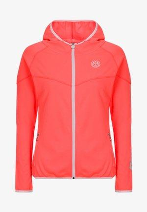 INGA - Training jacket - red