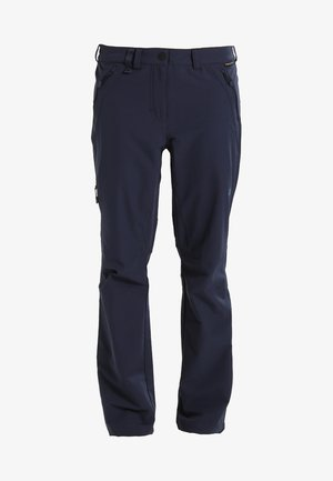 ACTIVATE WOMEN - Outdoor trousers - midnight blue