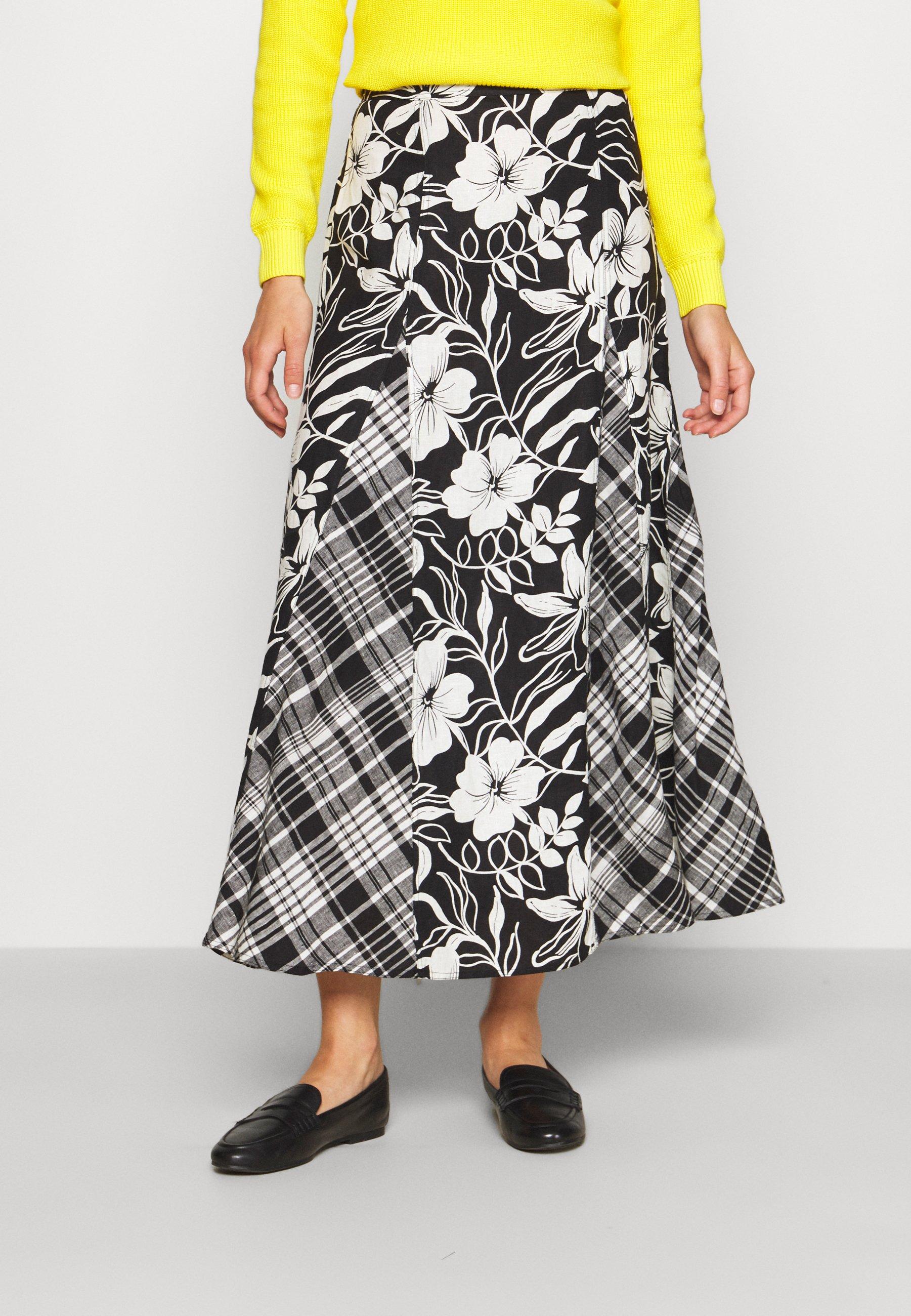 Women PRINTED - A-line skirt