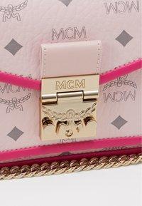 MCM - Handbag - powder pink - 3
