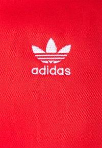 adidas Originals - BECKENBAUER UNISEX - Giacca sportiva - red - 2