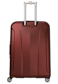 Travelite - ELBE - Wheeled suitcase - red - 1