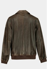 JP1880 - Leather jacket - marron - 2