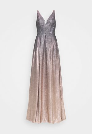 Robe de cocktail - champagne
