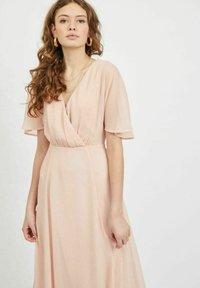 Vila - Maxi dress - rose smoke - 2