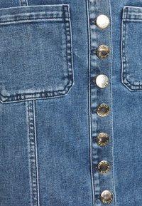 Pinko - BRUNA GONNA - Pencil skirt - blue denim - 2