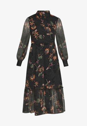 OBJLAKE LONG DRESS - Maxi šaty - black