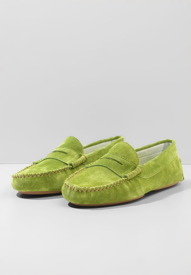 Homers Mokkasiner - crosta emeraldo