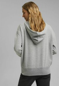 edc by Esprit - RELAXED - Hoodie - medium grey - 2