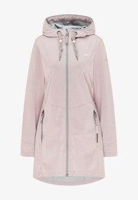 Schmuddelwedda - Waterproof jacket - nude - 0