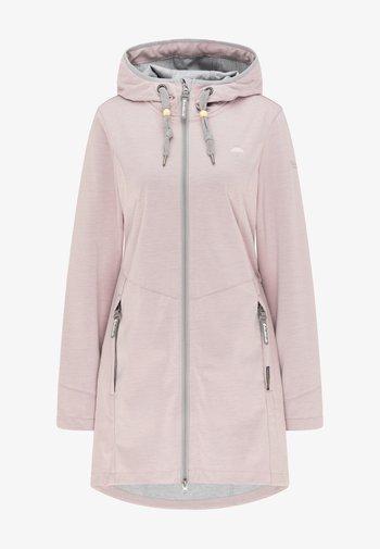 Waterproof jacket - nude