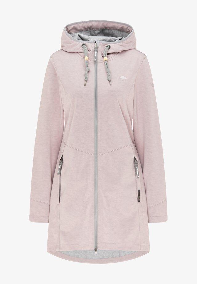 Regenjacke / wasserabweisende Jacke - nude