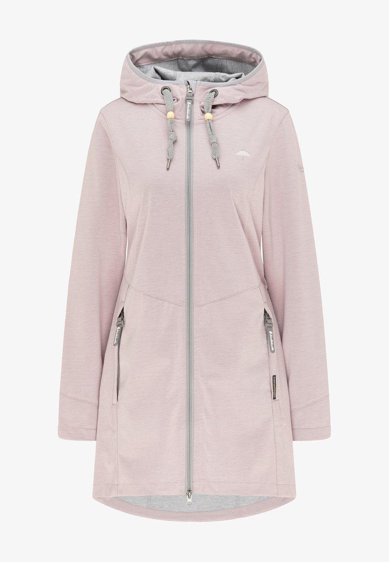 Schmuddelwedda - Waterproof jacket - nude