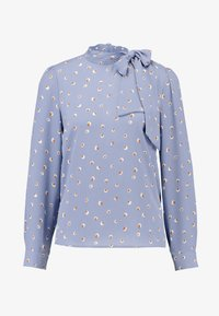 mint&berry - Blouse - blue/white/brown - 4