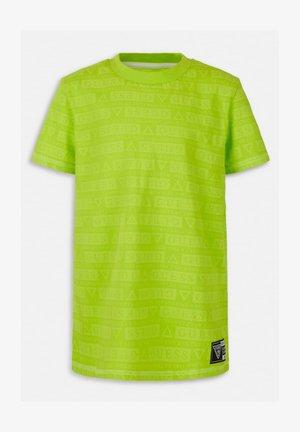 UNISEX - T-shirt print - grün