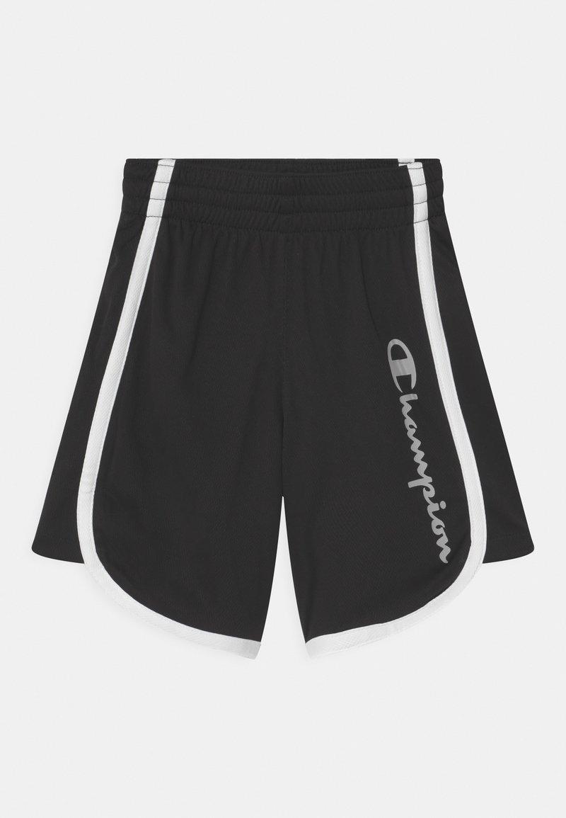 Champion - PLAY LIKE A CHAMPION UNISEX - Sports shorts - black