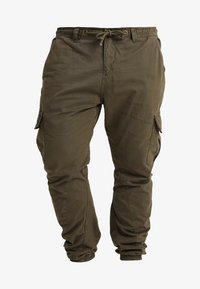 Urban Classics - Cargo trousers - olive - 4