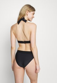 Champion - TRIANGLE SET - Bikini - black - 2