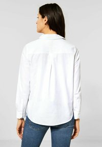 Street One - Button-down blouse - weiß - 2