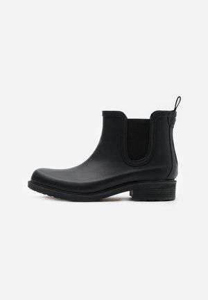 CHELSEA RAIN BOOT - Gummistøvler - true black