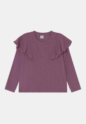 MINI COSY - Longsleeve - light dusty lilac