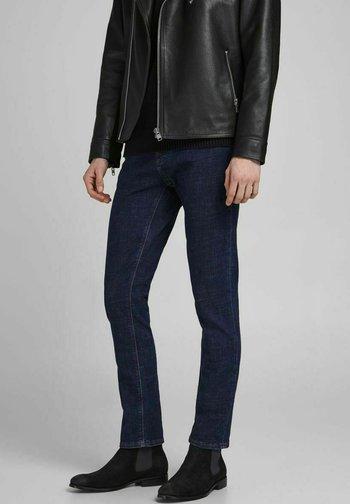 GLENN FELIX AM  - Slim fit jeans - blue denim