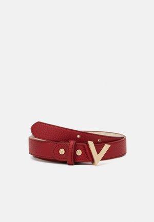 FOREVER - Belt - rosso