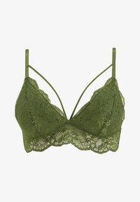 DeFacto - Triangle bra - green - 0