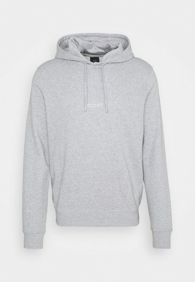 Mikina skapucí - grey