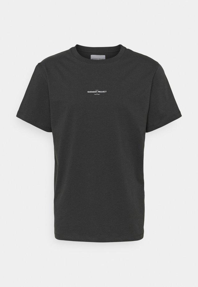 BEST TEE - Basic T-shirt - dark grey