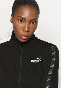 Puma - AMPLIFIED TRACK JACKET - Training jacket - black - 5