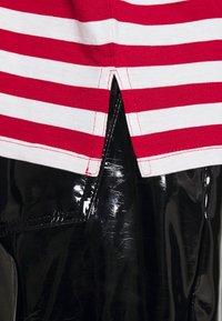 Monki - MAJA 2 PACK - Long sleeved top - red/white - 4