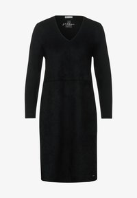 Street One - Jumper dress - schwarz - 2