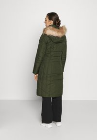 Calvin Klein - ESSENTIAL COAT - Winter coat - dark olive - 2