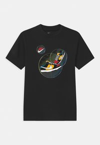 Nike Sportswear - DUNK BUBBLE UNISEX - T-shirt print - black - 0
